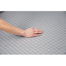 Outwell Holidaymaker 500 Flat Woven Carpet grey